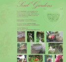 Website designed in CSS & HTML for Soul Gardens - http://www.soulgardens.co.za